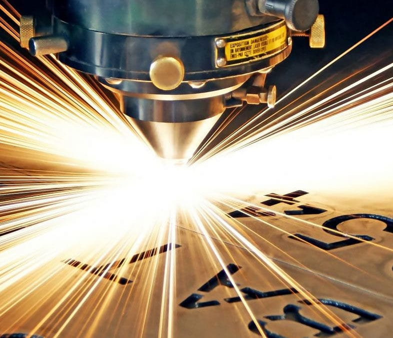 Industrial Laser Cutting
